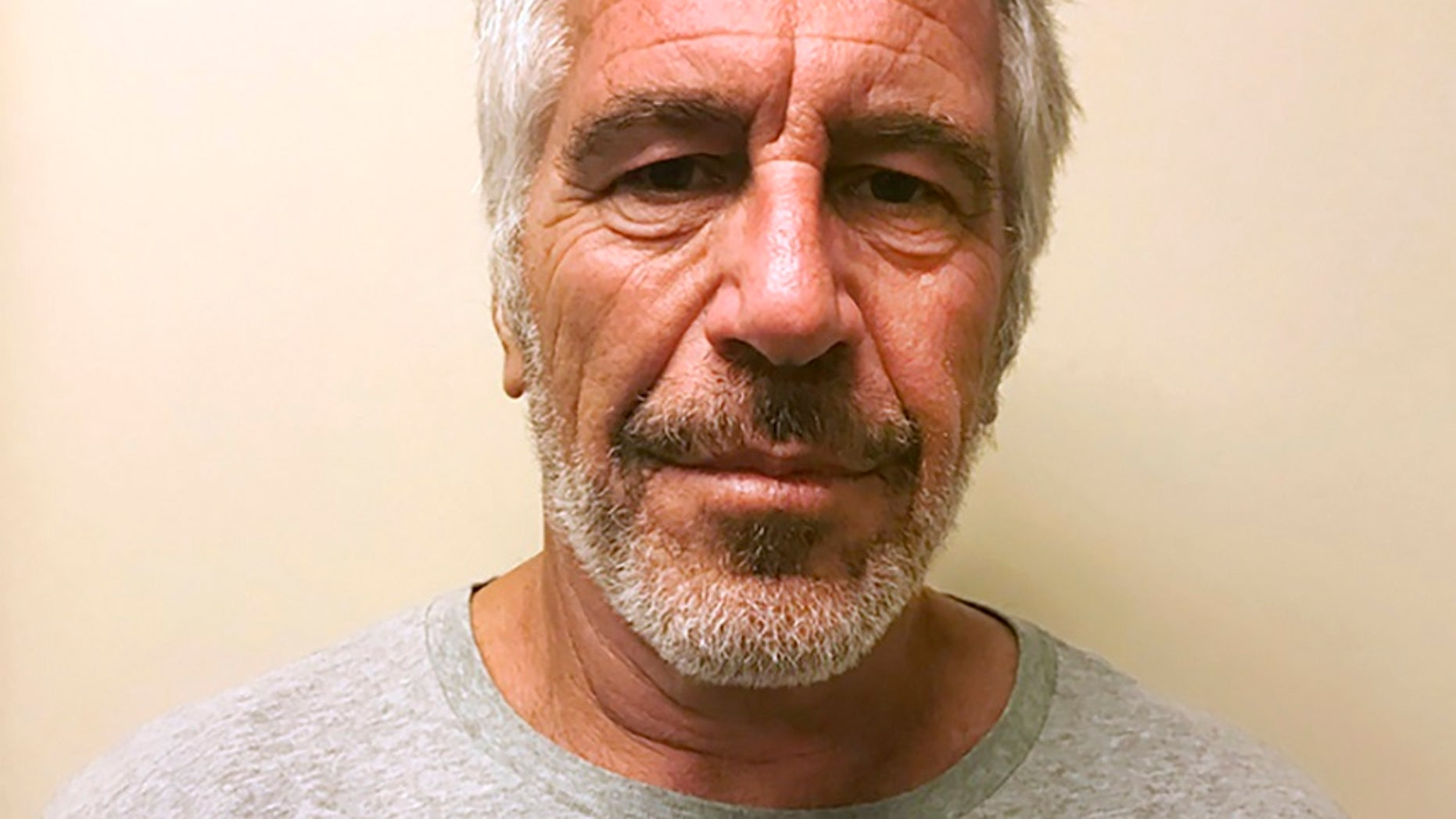 This Mar 28, 2017, record photo, supposing by a New York State Sex Offender Registry shows Jeffrey Epstein. Epstein has died by self-murder while available hearing on sex-trafficking charges, says chairman briefed on a matter, Saturday, Aug. 10, 2019. (New York State Sex Offender Registry around AP, File)
