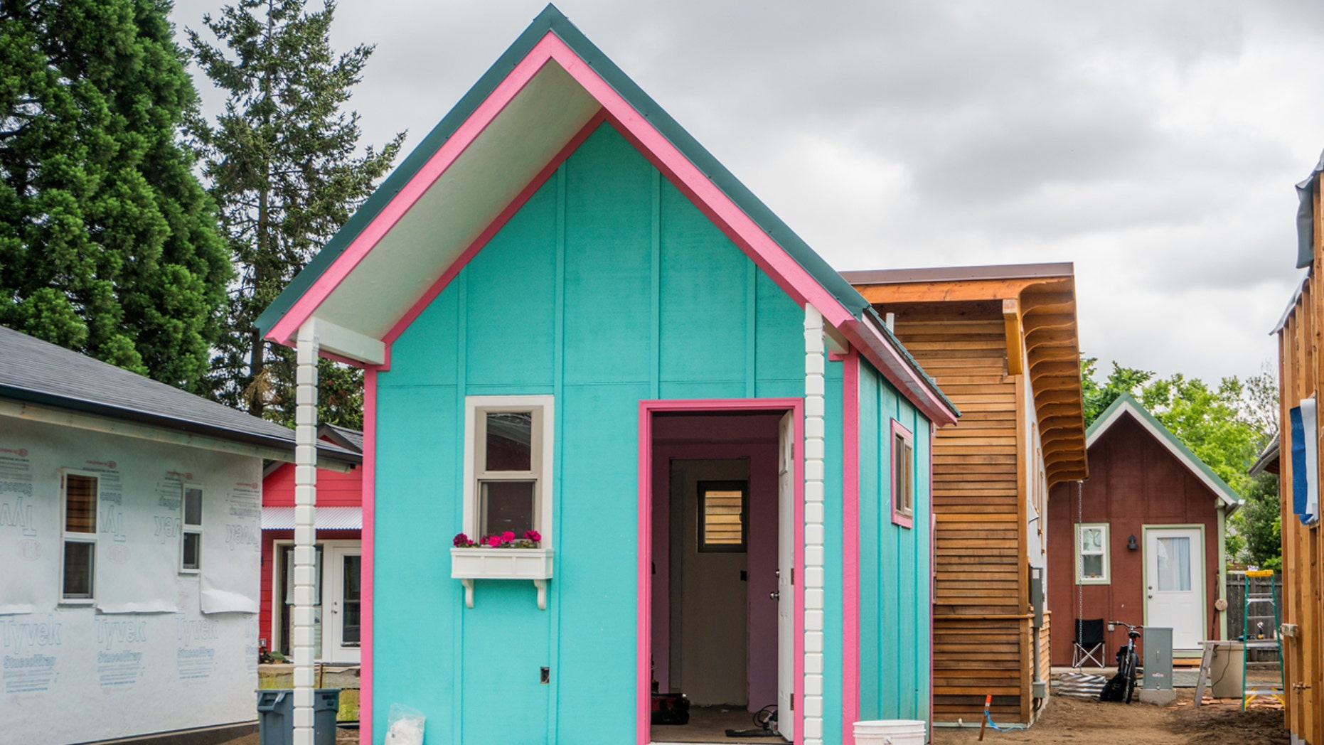 Moving into a tiny house had a major impact on a person's wasteful behavior generally.
