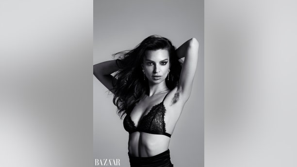 Emily Ratajkowski penned an essay in Harper's Bazaar about her views on feminism.