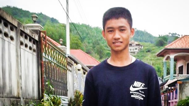 Adun, a child sponsored through Compassion International, emerged a hero after being trapped alongside his teammates in a cave in Northern Thailand last year.