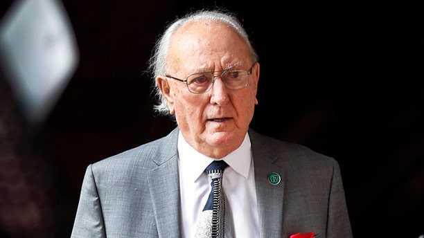 Former Boston Celtics player Bob Cousy, seen here this past May, was honored with the Presidential Medal of Freedom.