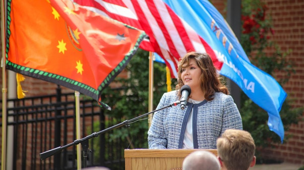Kim Teehee, the Cherokee Nation's current vice president of government relations, was nominated to serve as the tribe's first delegate to Congress. (Handout)