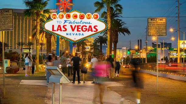 Health officials say a visitor to certain areas of the Las Vegas Strip between Aug. 1 and 6 was confirmed to have measles.