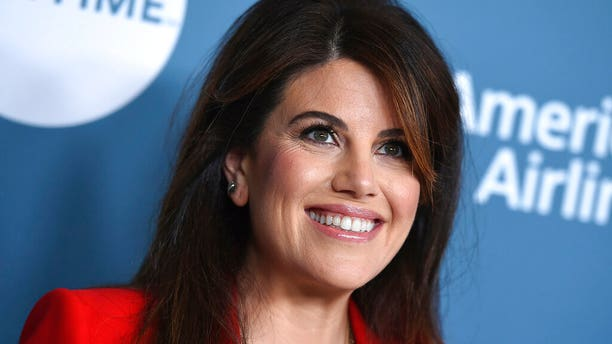 """FILE - In this Wednesday, Dec. 5, 2018, file photo, Monica Lewinsky arrives at The Hollywood Reporter's Women in Entertainment Breakfast at Milk Studios in Los Angeles. FX says the next chapter of its """"American Crime Story"""" series will dramatize the impeachment of President Bill Clinton. The miniseries will air in September 2020, within weeks of the general election. Lewinsky, the central figure in Clinton's impeachment, is a producer for the limited series. (Photo by Jordan Strauss/Invision/AP, File)"""
