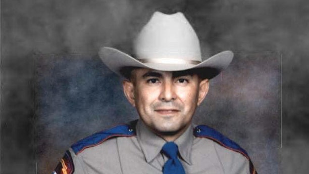 Trooper Moises Sanchez, 49, died on August 24, months after he was shot while responding to a car accident in Edinburg, Texas.