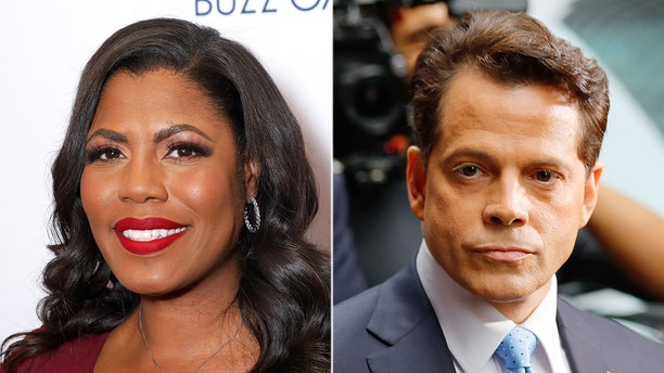 Critics aren't excited to watch Omarosa Manigault-Newman and Anthony Scaramucci on MSNBC.