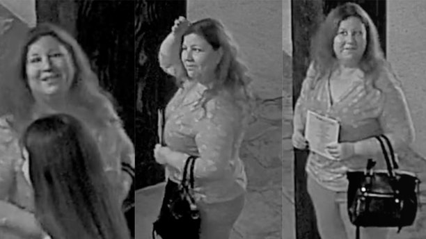 """The Comal County Sheriff's Office is looking for """"The Wedding Crasher,"""" a woman who arrives uninvited at area weddings, posing as a guest, and then steals gifts."""