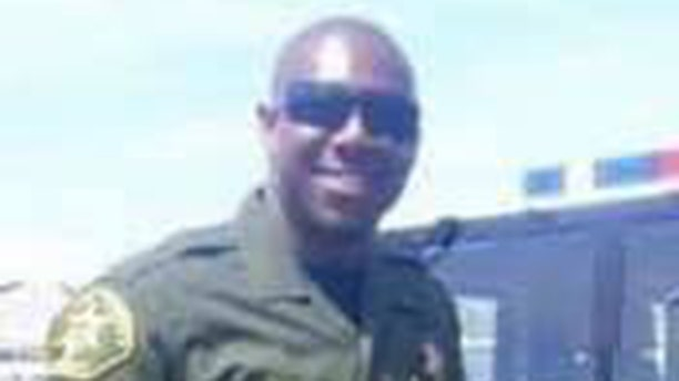 Carlos Cammon, a deputy with the Orange County Sheriff's Department in California.