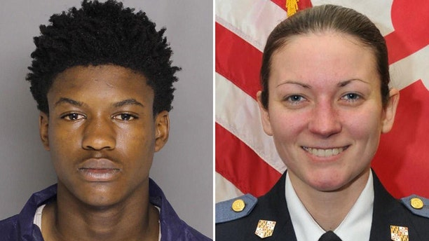 Dawnta Harris, 17, was tried as an adult and convicted earlier this year in the May 2018 murder of Baltimore County Police Officer Amy Caprio, 29.
