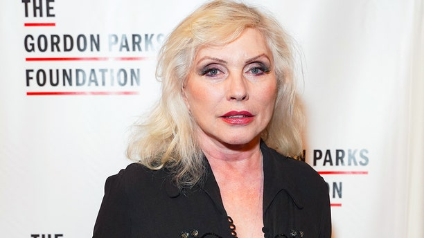 Debbie Harry attends The Gordon Parks Foundation Annual Awards Dinner and Auction on June 4, 2019 in New York City. The Blondie singer admits in her upcoming memoir to bringing ex-boyfriend and bandmate Chris Stein heroin while he was in the hospital.