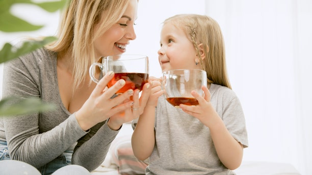 There's many incredible health benefits to sharing a cup of tea with your loved ones.