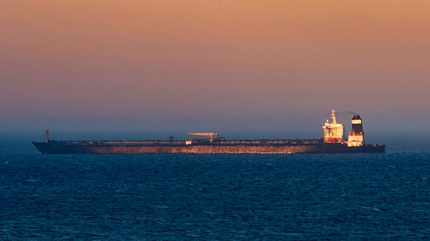 Authorities in Gibraltar on Sunday rejected the United States' latest request not to release a seized Iranian supertanker, clearing the way for the vessel to set sail after being detained last month for allegedly attempting to breach European Union sanctions on Syria. (AP)