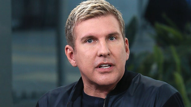 """Chrisley Knows Best"" star Todd Chrisley in February 2017."