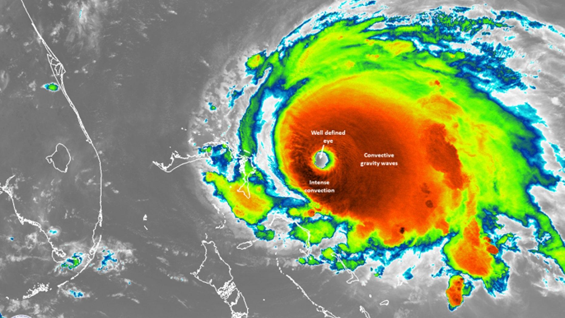 Westlake Legal Group 7e2d5925-hurricane-dorian-1 Today on Fox News, Sept. 3, 2019 fox-news/media fox-news/entertainment/media fox news fnc/media fnc article 234328dc-1ce9-5cc9-a9f7-105e228e59f8