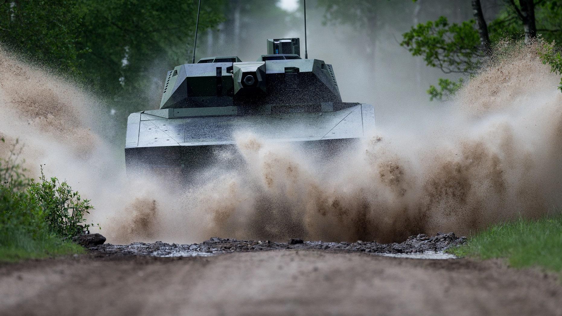 Westlake Legal Group LynxRheinmetall Army AI Task Force builds new prototypes for armored vehicles Warrior Maven Kris Osborn fox-news/tech/topics/us-army fox-news/tech/topics/armed-forces fnc/tech fnc article 55db7072-6822-52c2-84d8-204e3f3d1485