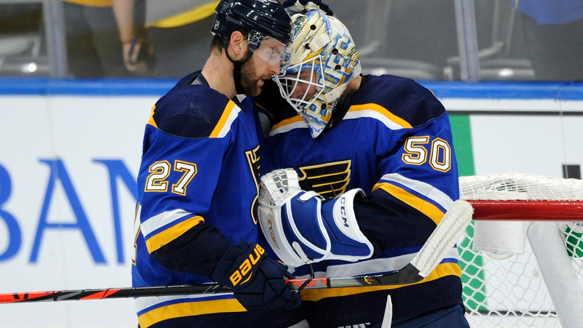 Blues Geared Up For Challenge Of Being Defending Champions Fox News