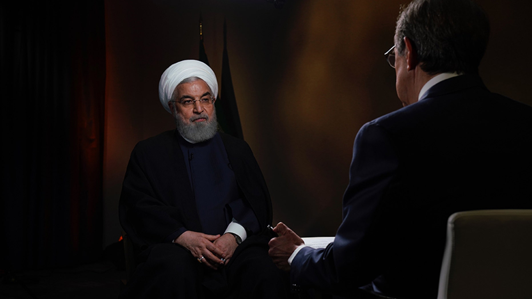 Westlake Legal Group Rouhani-Wallace-1 Rouhani says Iran will not negotiate with US, accuses America of 'economic terrorism' fox-news/world/united-nations fox-news/world/conflicts/iran fox-news/politics/foreign-policy/state-department fox-news/politics/foreign-policy/nuclear-proliferation fox news fnc/world fnc d7456223-5730-5b3d-a5b4-16bca72e37aa Barnini Chakraborty article