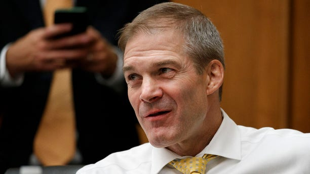 Sen. Jim Jordan, R-Ohio, asks a question of Corey Lewandowski, former campaign manager for President Donald Trump, during a House Judiciary Committee hearing, Tuesday, Sept. 17, 2019, in Washington. (AP Photo/Jacquelyn Martin)