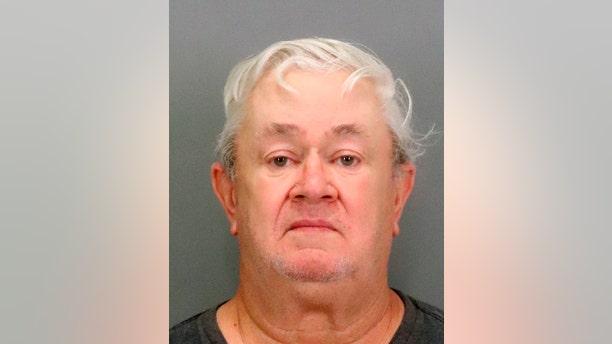 Freddie Graham. (Santa Clara County Sheriff's Offfice via AP)