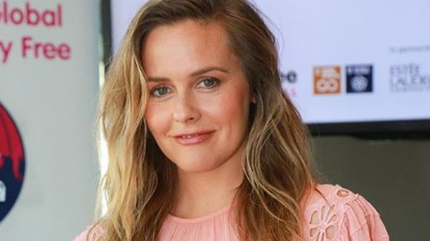 Alicia Silverstone reacted Tuesday to what she viewed as clueless behavior at a Starbucks coffee shop. (Instagram/aliciasilverstone)