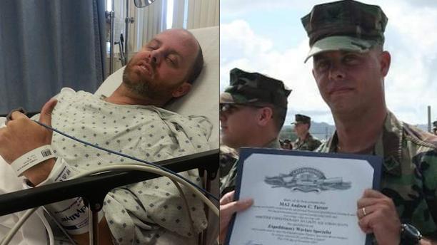 Andrew Turner, is a US Navy Veteran turned kratom activist.