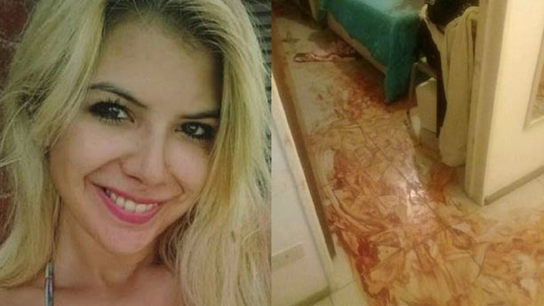 Brenda Barattini, 28, of Argentina was sentenced to 13 years in prison for cutting off her boyfriend's penis. She said she was provoked because he showed his friends their homemade sex tape. (CEN)