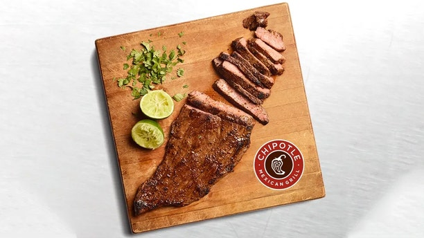 For those less familiar with the chain's menu, the carne asada offering joins the ranks of chicken, steak, carnitas, barbacoa and sofritas as a main offering.The spicy steak strips are also compatible with the Whole 30 diet and are paleo-friendly, too.