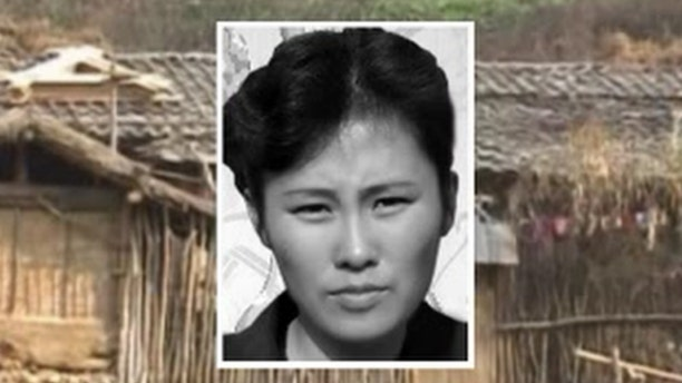 Cha Deoksun, a previously unkown North Korean martyr, before the Communist country made a propaganda training video about her case.