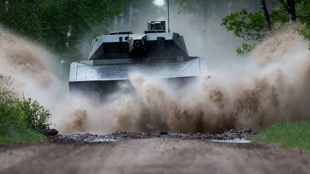 The Lynx Infantry Fighting Vehicle - file photo.