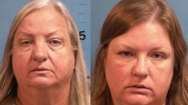 Brandi Louis and Lynda Susan Cummings have been charged with animal abuse.
