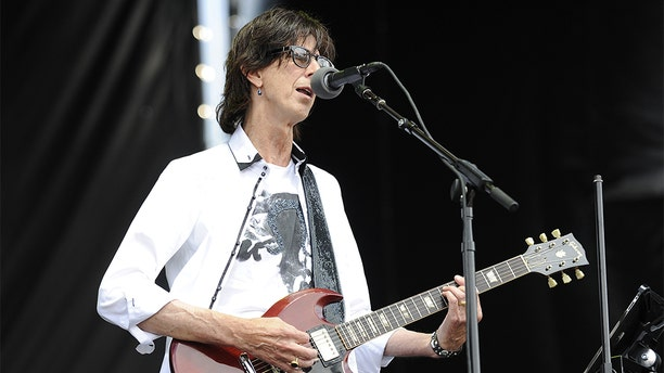 Ric Ocasek's new wave band, The Cars, helped define the sound of rock music in the 1970s and '80s. He died on Sept. 15 at age 75.