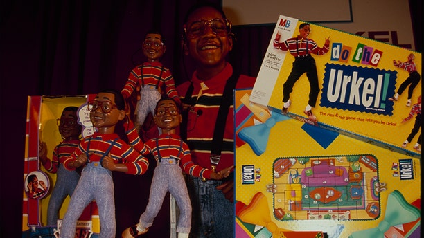 "Jaleel White famously played Steve Urkel on ""Family Matters."""