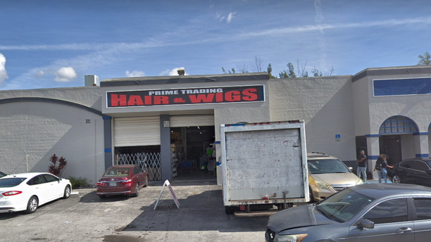 A street view of Prime Trading Hair and Wigs in Miami Gardens. (Google Earth)