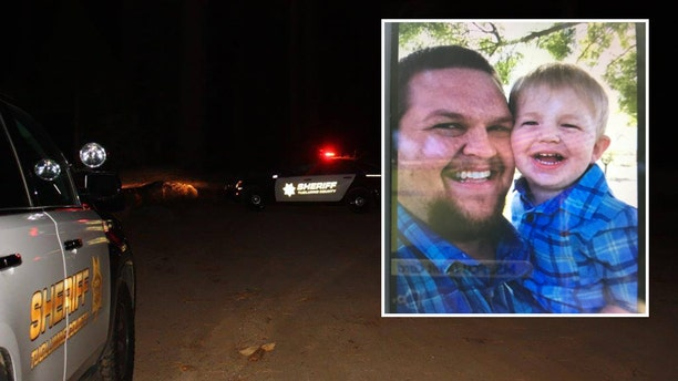 Two bodies were found near the vehicle John and Steven Weir were suspected of driving. Police didn't immediately identify the bodies.