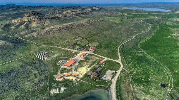 West owns half of Monster Lake Ranch's acreage and leases the other half from the federal government.