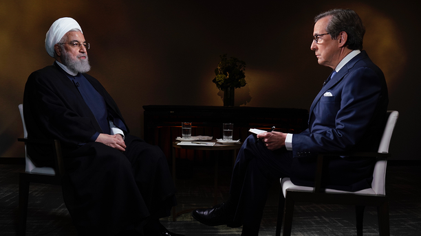 Rouhani sat down with Chris Wallace on Tuesday.