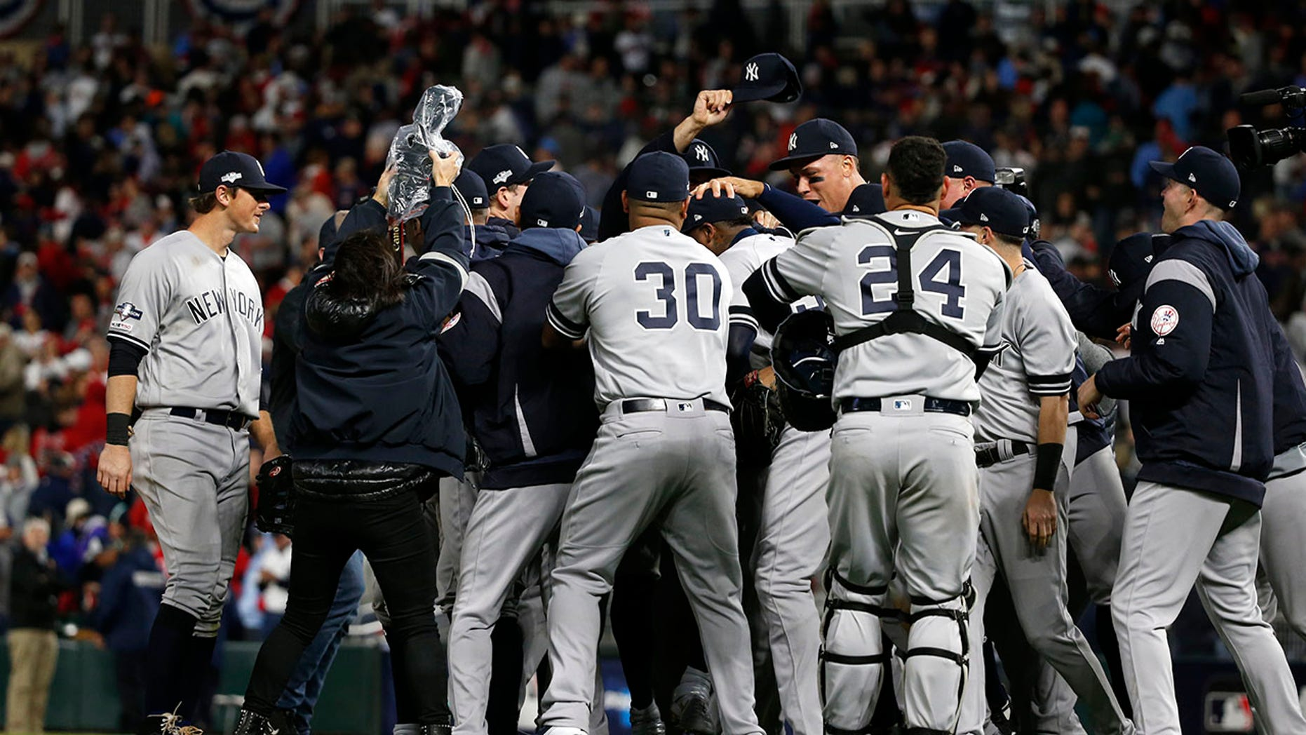 New York Yankees complete play...