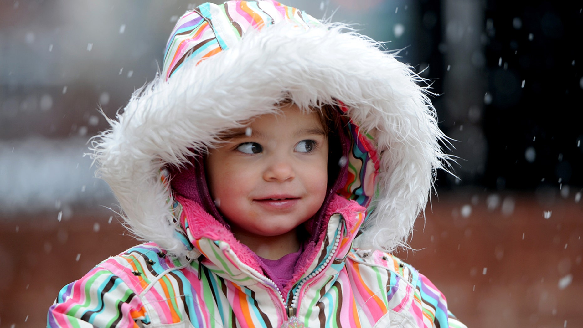 Mila Makovec, pictured at age 2, was diagnosed with Batten disease at age 6.