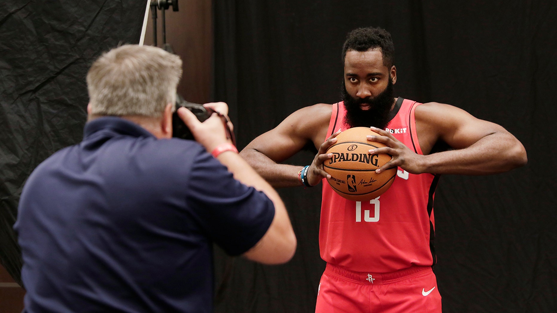 Westlake Legal Group NBA-James-Harden5 NBA referees aim to make traveling take a walk fox-news/sports/nba/houston-rockets fox-news/sports/nba fnc/sports fnc Associated Press article 52e45b46-d03c-5d56-ad18-d94f0939279d
