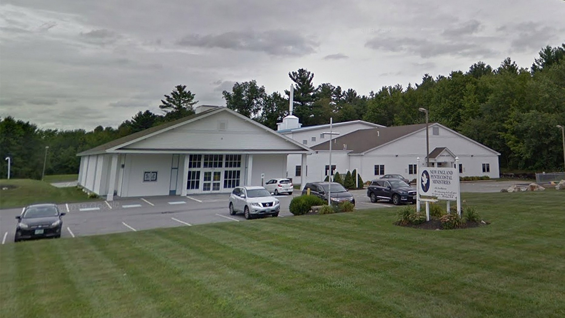 Westlake Legal Group New-England-Pentecostal-Ministries-google-maps 2 wounded in shooting at New Hampshire church during wedding Julia Musto fox-news/us/us-regions/northeast/new-hampshire fox-news/lifestyle/weddings fox-news/great-outdoors/shooting fox news fnc/us fnc article 5fea6a68-c950-5d6c-a3d8-55001783b8ef