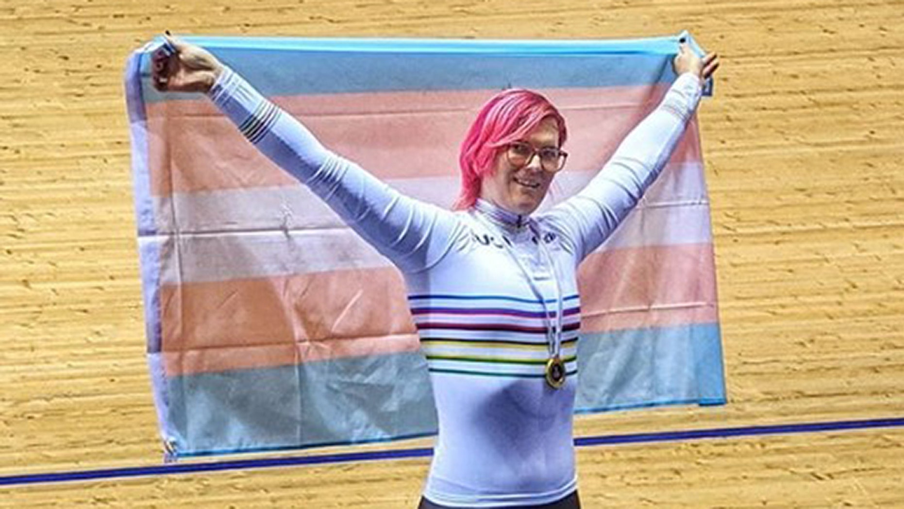 Westlake Legal Group Rachel-McKinnon-THUMB Transgender cyclist Rachel McKinnon dominates, competitors raise questions New York Post fox-news/sports fnc/sports fnc cc5088ad-4001-5397-8d45-20a3bd0bb80d article