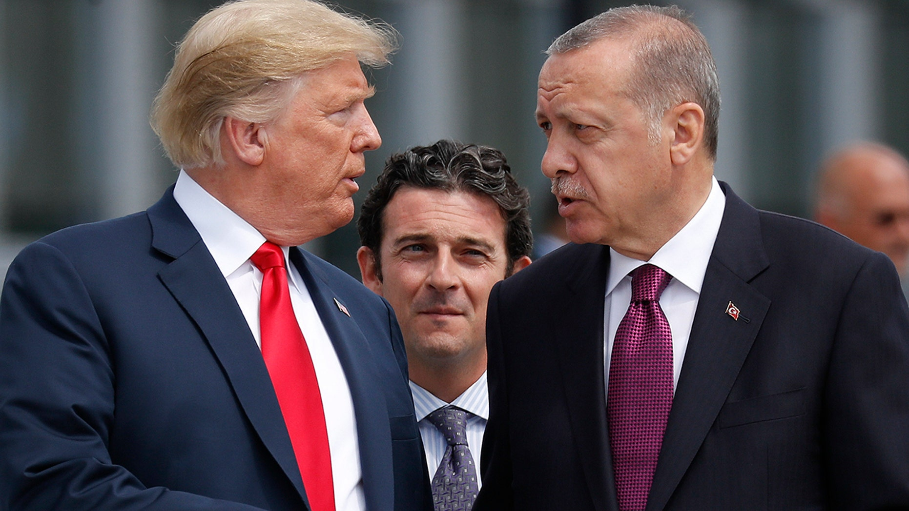 Westlake Legal Group Trump-Erdodgan-THUMB Trump's decision to make way for Turkey in Syria seen by critics as a Kurds betrayal Gerren Keith Gaynor fox-news/world/conflicts/syria fox-news/politics/executive fox news fnc/politics fnc cba86f8b-d166-5d61-93b2-d29a26938918 article