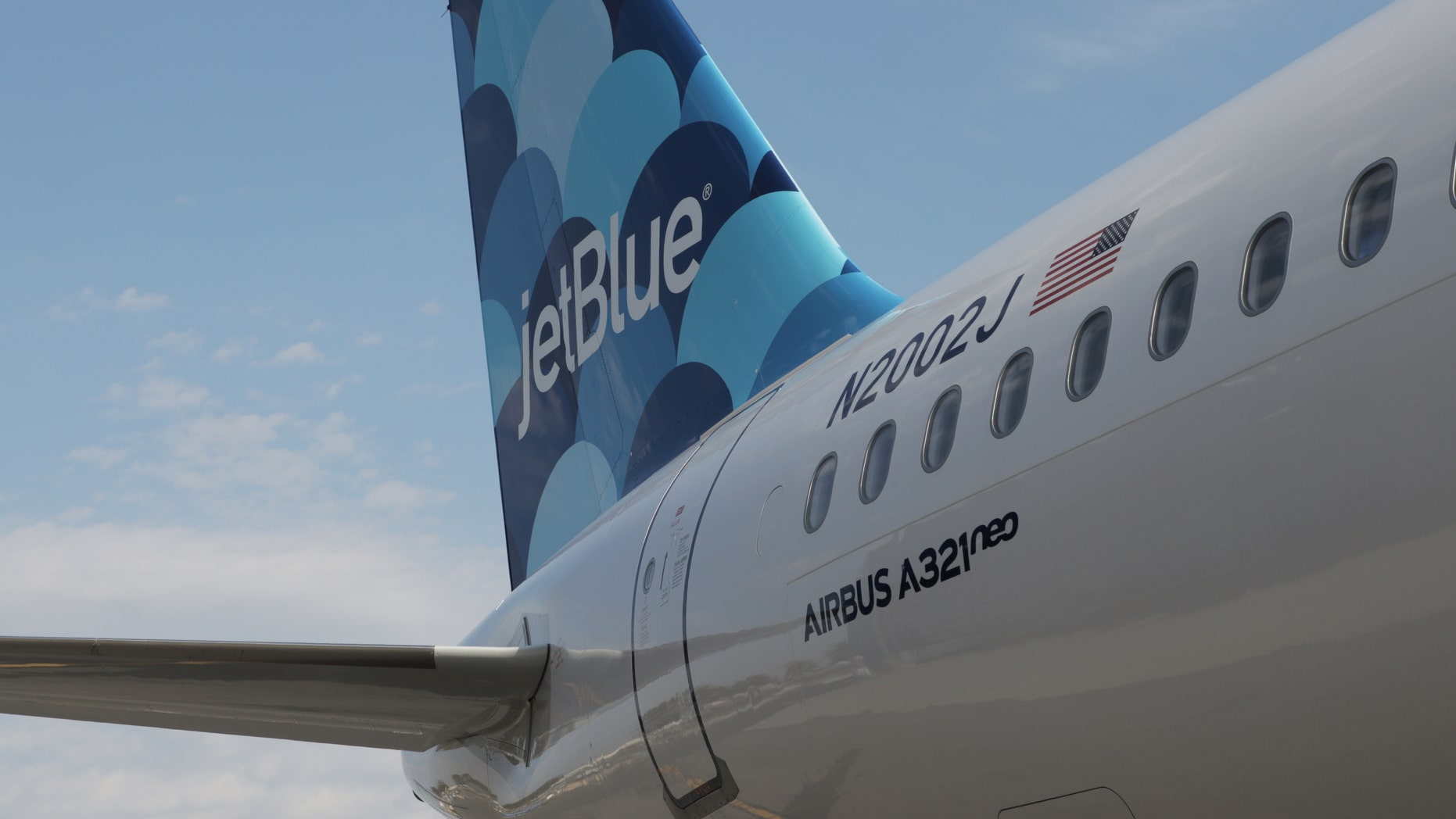 Westlake Legal Group jettblue-THUMB Ex-JetBlue employee faces 20 years in prison for scamming airline of nearly $1M Gerren Keith Gaynor fox-news/travel/general/airlines fox news fnc/travel fnc article 0f5c0217-dc65-51b7-9659-8d0332efff02