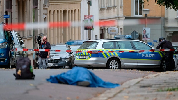 Two people were shot and killed in Halle, Germany, on Wednesday in what officials have described as an anti-Semitic attack, which targeted a synagogue.