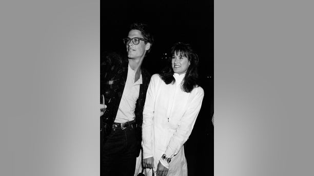 Rob Lowe and Demi Moore.