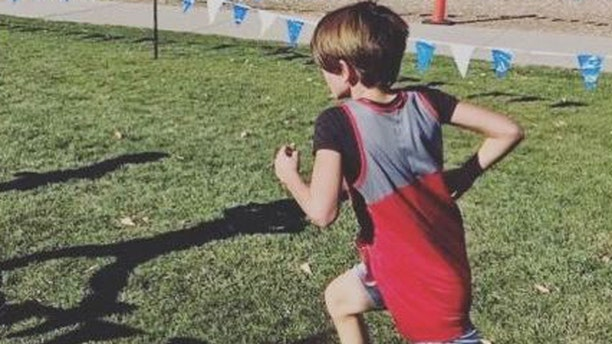 Kade Lovell, 9, accidentally won a 10K in Minnesota over the weekend