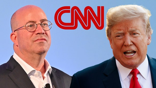 """CNN Worldwide president Jeff Zucker was in charge of NBC Entertainment back in 2003 when he greenlit """"The Apprentice."""""""