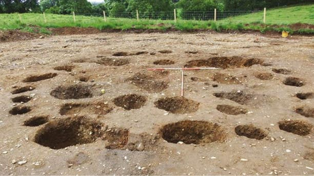 Timber circles are thought to have been the site of elaborate rituals.