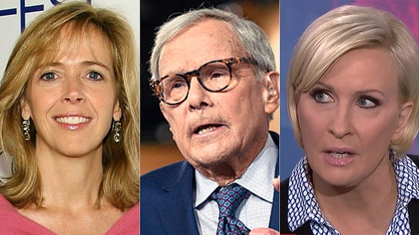 Linda Vester accused NBC News' Tom Brokaw of sexual misconduct in 2018 and MSNBC's Mika Brzezinski rushed to his defense.