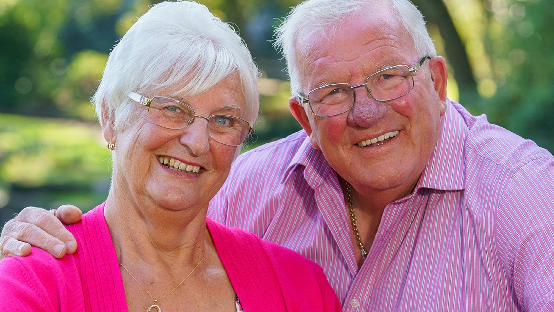 Westlake Legal Group Happy-Couple-SWNS-cropped Husband, wife declared Britain's 'happiest couple' say they've only had one argument in 50 years Gerren Keith Gaynor fox-news/lifestyle/relationships fox-news/entertainment/events/marriage fox news fnc/lifestyle fnc article 9fc12bb5-d6f1-5a8e-866b-03080015a757